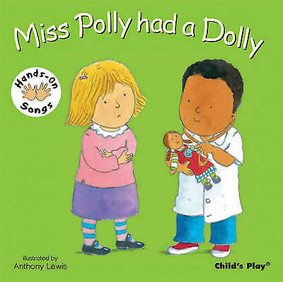 £6.44 • Buy Miss Polly Had A Dolly: BSL (British Sign Language) - Hands-On Songs (Board Book