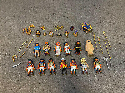 £10.50 • Buy Playmobil Egyptians Bundle Many Figures & Accessories