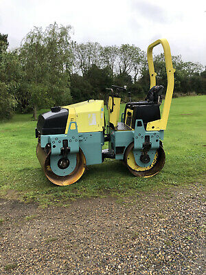 £5000 • Buy Vibrating Double Drum Roller