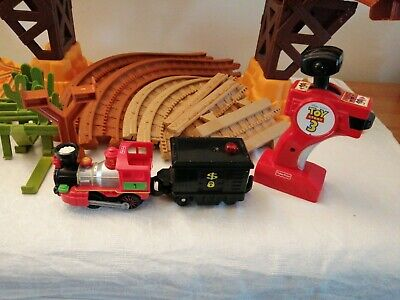 £5.99 • Buy Fisher Price Geotrax Toy Story 3 Exploding Bridge Working Train Incomplete Set