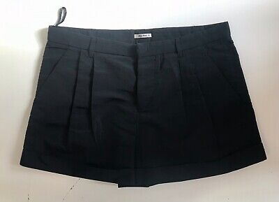 £1.10 • Buy Miu Miu - Women Shorts - Used But IMMACULATE EXCELLENT CONDITION - Black - 38 -