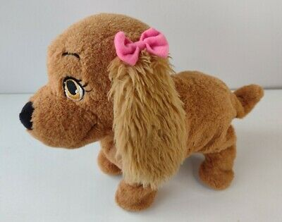 £14.99 • Buy Lucy The Dog 10  Club Petz Interactive Electronic Pet IMC Toys Cuddly Cute Pup