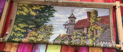"""£7 • Buy Kinetic Needlecraft Canvas And Frame The British Collection 24"""" X 24"""""""