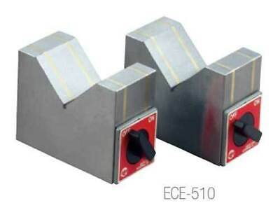 £381.26 • Buy Earth-Chain ECE-510 3.9  X 2 X 3.1  Magnetic V-Block Set-Holding Power 44 Lbs.