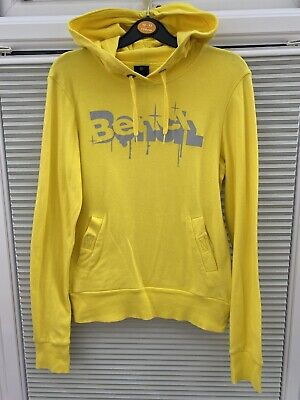 £10 • Buy Bench Womens Yellow Hoodie Size L
