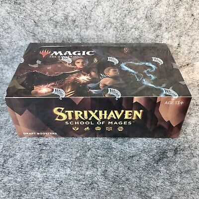 £91.85 • Buy MTG: Magic The Gathering STRIXHAVEN School Of Mages Booster Box SEALED English