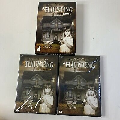 £13.64 • Buy A Haunting The House Discovery Channel 2 DVD Set With Slip Cover Sealed Inside