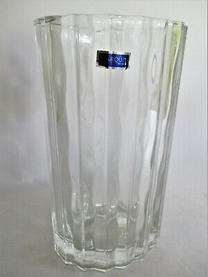 £35 • Buy Waterford 'Marquis' Oval Cut Glass Vase With Box
