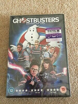 £4.50 • Buy Ghostbusters [2016] DVD - New And Sealed Fast And Free Delivery