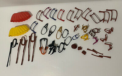 £12.97 • Buy Playmobil Horse Accessories Bundle Reins Harness Western Farm Stables Knights