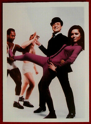£7.99 • Buy THE AVENGERS - Card #96 - BEST FOOT FORWARD - Cornerstone 1993 - Diana Rigg