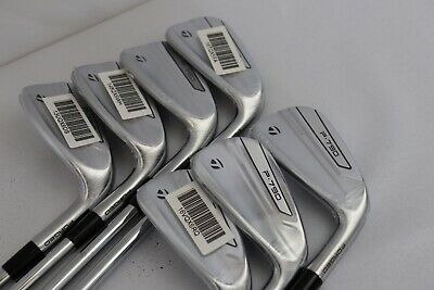 £849 • Buy Taylormade P790 Irons Brand New Unwanted Order Project X LZ 6.0 4-Pw