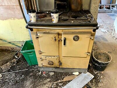 £150 • Buy Solid Fuel Rayburn With Integrated Back Boiler