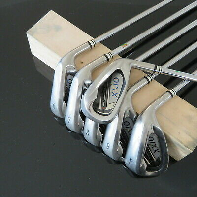AU499 • Buy Dunlop XXIO 7(5-P) NSPro 920GH For XXIO(S) 2012  New Grips  #5109032 Irons