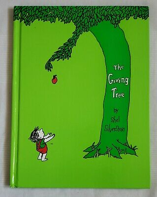 £3.63 • Buy The Giving Tree By Shel Silverstein, 1992 First Edition, Very Good.