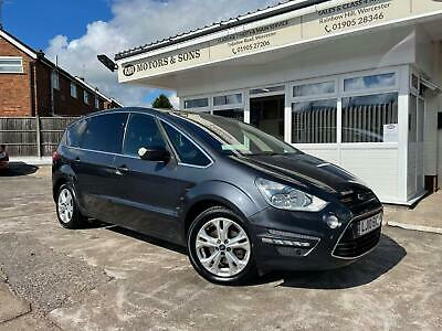£5988 • Buy 2010 10 Ford S-MAX 2.0 TDCI TITANIUM!! 7 SEATS!! CAMBELT DONE IN 2019!!