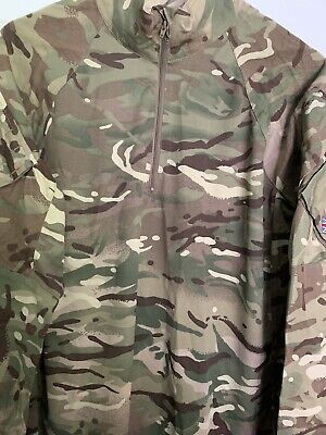 £5 • Buy British Issue MTP UBACS Under Body Armour Combat Shirt - 180/110 LW - 5A5 240