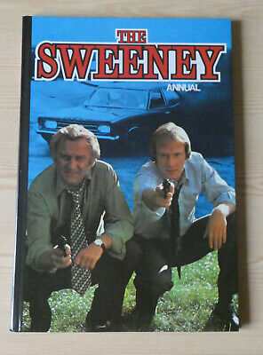 £10.99 • Buy The Sweeney Annual 1978  (Brown & Watson) TV Series Price Intact No Inscription
