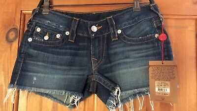 £10 • Buy 'True Religion' Demin Shorts Size 10 New With Tags!