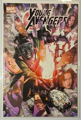 £8.50 • Buy Young Avengers #5 1st Print - 1st 3rd Vision   1st Kate Bishop Cover - 2005 VF