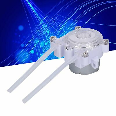£11.87 • Buy DC12V Automatic Mute DC Mini Peristaltic Pump Rated Head 3 Meters Household 1Pc