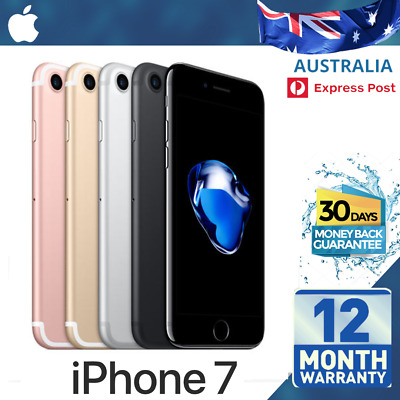 AU349 • Buy APPLE IPhone 7 Plus 128GB UNLOCKED SMARTPHONE AS EXCELLENT AU STOCKED [PROMOTED]