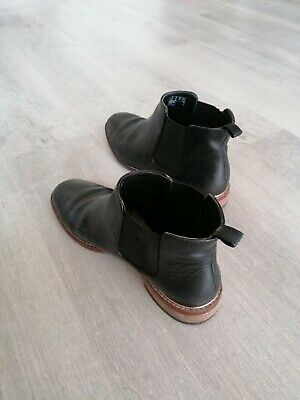 £10 • Buy Clarks Ladies Black Ankle Boots - UK  Size 5.5 (5 1/5)