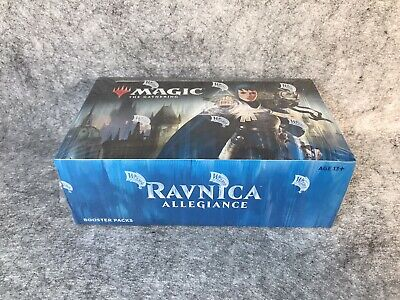 £117.99 • Buy MTG: Magic The Gathering Ravnica Allegiance Booster Box FACTORY SEALED English