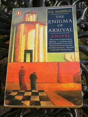 £0.69 • Buy V.S. Naipaul - The Enigma Of Arrival