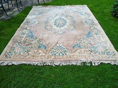 £20 • Buy Chinese Rug Pure New Wool.