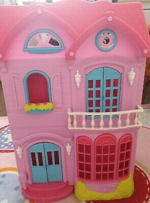 £25 • Buy ELC Mothercare Doll House  Pink .