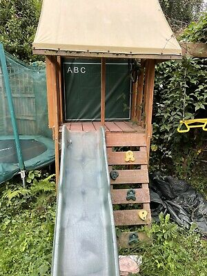 £5 • Buy Children's Outdoor Climbing Frame - Great Condition