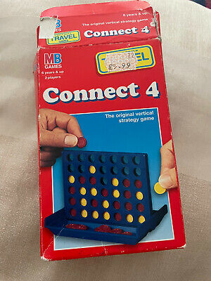 £3.99 • Buy MB Games Travel Connect 4. Complete Set