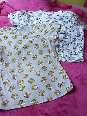 £4.50 • Buy  Pudsey Bear & Mickey Mouse Ladies T Shirts. Preowned. Children In Need