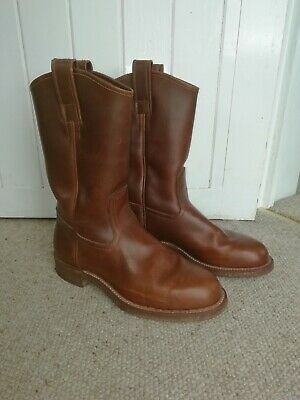 £100 • Buy RM Williams Mens Leather Boots Size 7 G - Used - Very Good Condition