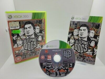 £3.48 • Buy Sleeping Dogs Limited Edition - Xbox 360
