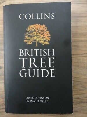 £5 • Buy Collins British Tree Guide (Collins Pocket Guide) By David More, Owen Johnson...