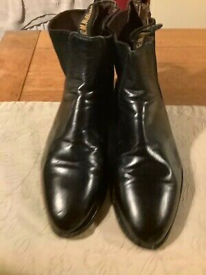 £56 • Buy RM Williams Black Boots Comfort Craftsman Yearling Size 11G