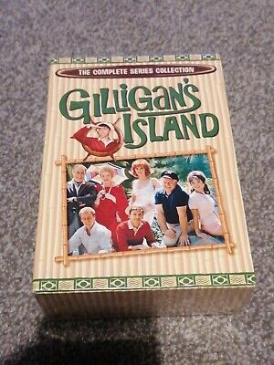 £14.99 • Buy Gilligan's Island: The Complete Series Collection - 17 DVD Box Set - NEW SEALED