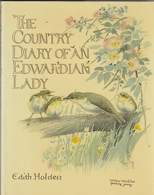 £10.91 • Buy The Country Diary Of An Edwardian Lady By Edith Holden HB DJ 1977