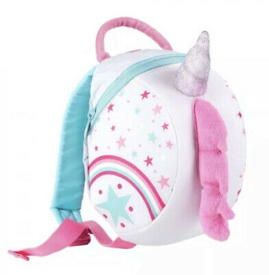 £14.99 • Buy LittleLife Unicorn Toddler Backpack With Rein New