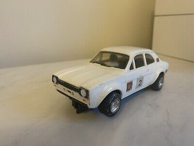 £16.80 • Buy Scalextric Ford Escort Mk1 RS1600 C052 Very Nice Used
