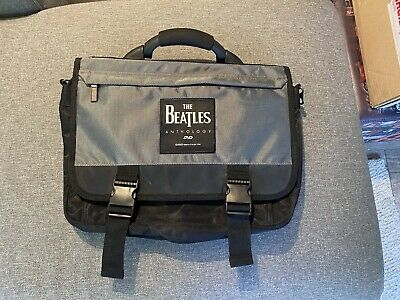 £19.99 • Buy The Beatles Anthology Promotional Dvd Carry Carrier Bag Never Used