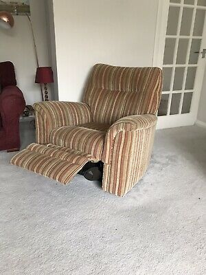 £40 • Buy Recliner Chair - Extra Comfy Parker Knoll.