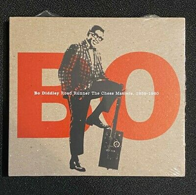 £15.99 • Buy Bo Diddley - Road Runner / The Chess Masters 1959-1960 - 2CD Limited Edition New
