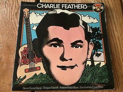 £17.99 • Buy Charlie Feathers - Gone Gone Gone - 7  Vinyl EP Charly Records CEP116