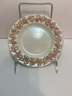 £7.32 • Buy EXCELLENT Wedgwood Embossed Queensware Pink Cream Bread Butter Plate Dish  #A3