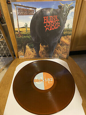 £84.09 • Buy Blink 182 Dude Ranch Colored Vinyl Record Translucent BROWN  /500 Limited Ed