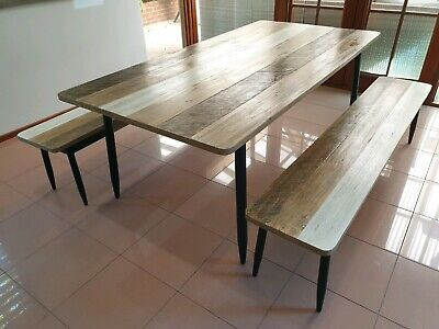 AU500 • Buy Dining Table And Chairs / Bench Seats
