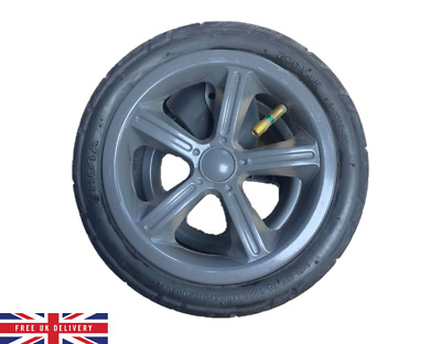 £9.99 • Buy Mothercare Pram Pushchair Xpedior 3 Wheel Front Wheel Air Filled Spare Parts